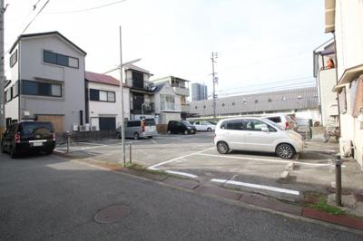 【駐車場】海運町4 貸家(東)
