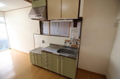 【キッチン】海運町4 貸家(東)