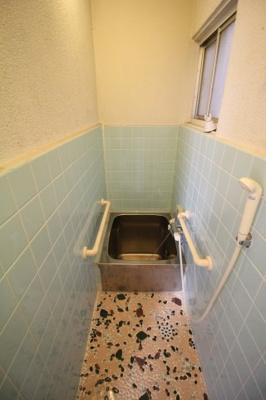 【浴室】海運町4 貸家(東)
