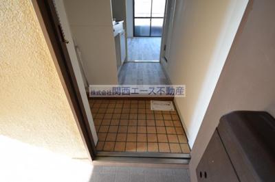 【玄関】ヤマトマンション