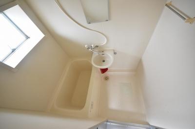 【浴室】ワンステップハイツ保木間