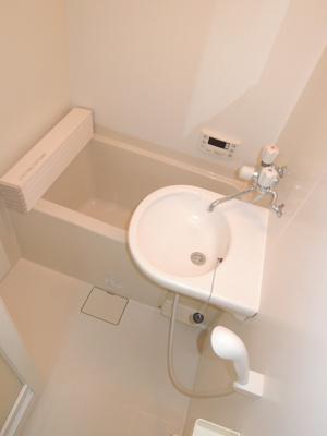 【浴室】コーポ第2フクジュ
