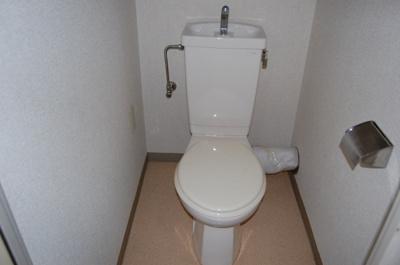 【トイレ】ロイヤルマンションHAMADA