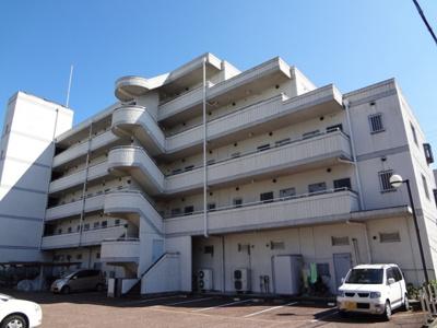 【外観】ロイヤルマンションHAMADA