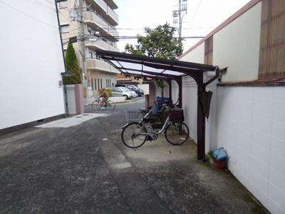 【駐車場】千里丘テラスハウス
