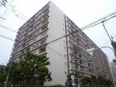 【外観】京橋第一コーポ