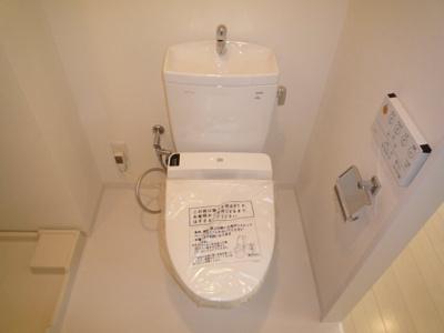 【トイレ】フロンティアゲート淀川