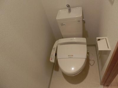 アプレンデールのトイレ