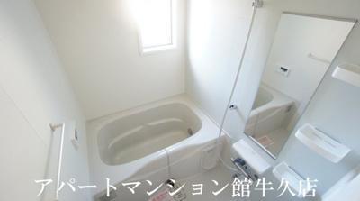 【浴室】ルミエールA