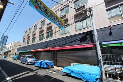 【外観】新仙台駅前ビル朝市場内