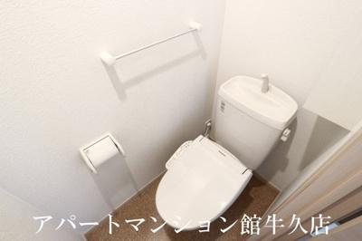 【トイレ】エスポアール