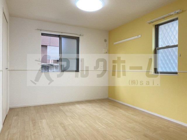 プールモア清州(柏原市清州) 室内洗濯機置き場