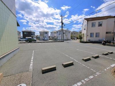 【駐車場】エスポワールA(中山町)
