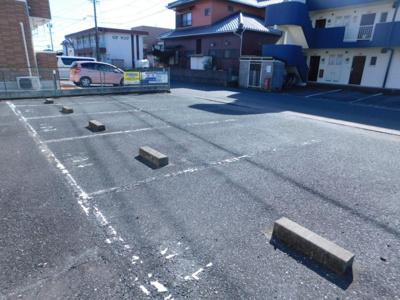 【駐車場】渡辺ハイツB