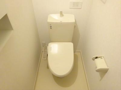 【トイレ】スペアミント浜田山