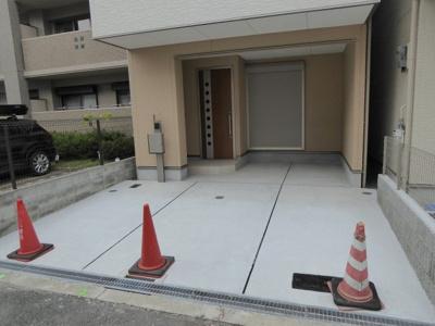 【外観】野江新築戸建て