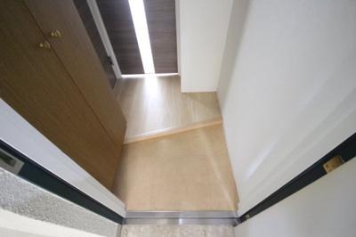 【玄関】アバンセ六甲パート3