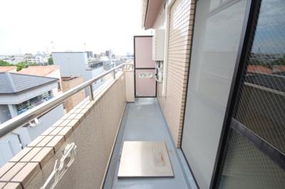 【バルコニー】アバンセ六甲パート3