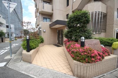 【エントランス】アバンセ六甲パート3