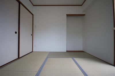 【寝室】アバンセ六甲パート3