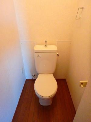 【トイレ】クラスティーナ