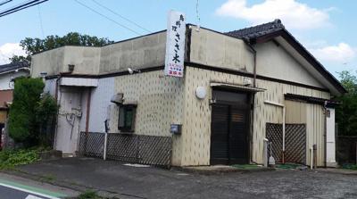 【外観】上奈良住居付店舗