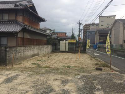 【外観】沢良宜西売土地【建築条件付売土地】