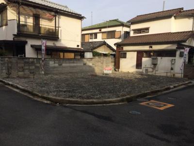 【外観】東奈良2丁目売土地【建築条件付売土地】
