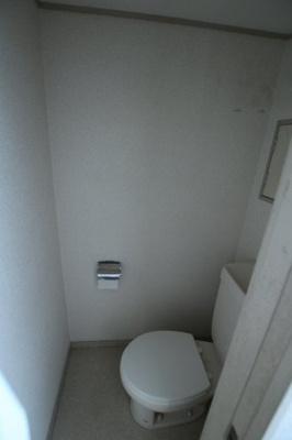 【トイレ】シンノオルマンション
