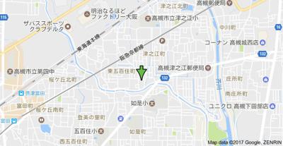 【地図】コテージエスト (株)Roots