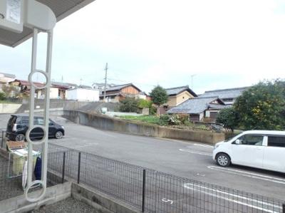 【展望】リビングタウン湖都ヶ丘Ⅱ B棟