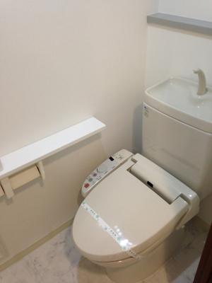 【トイレ】コンソラーレ同心