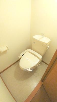 【トイレ】シャンブル弐番館