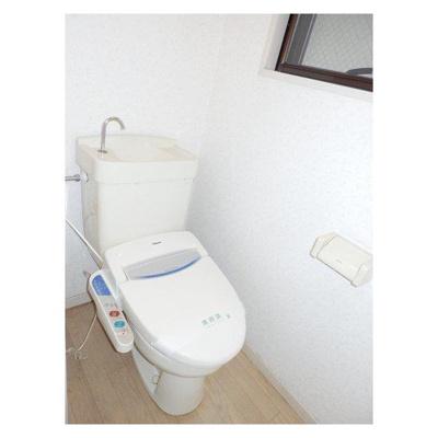 第一登美ビルのトイレ