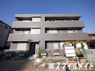 【外観】Garden House Amano~仲介手数料半月分キャンペーン~