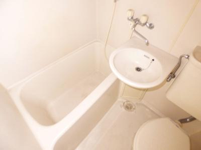 【浴室】コーポ千寿