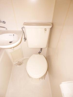 【トイレ】コーポ千寿