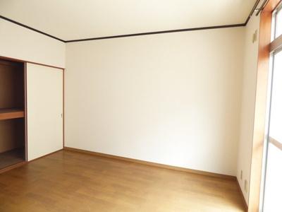 【寝室】コーポ千寿