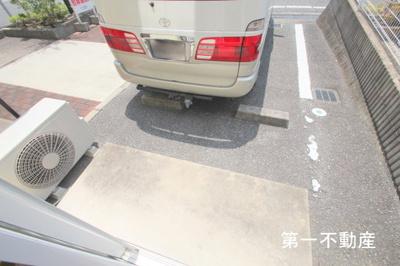 【駐車場】トミーラッフィナート1