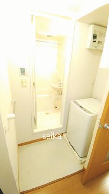 【浴室】フラッツイン