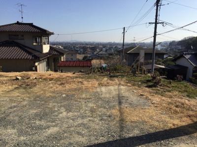 【外観】倉敷市二子 土地