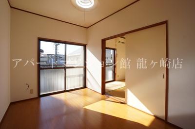 洋室6.0帖※別のお部屋の写真です。