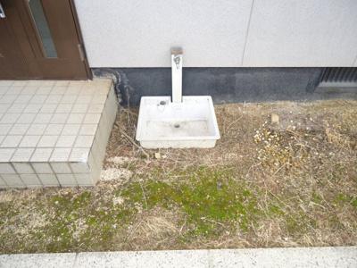 外水栓あります