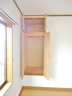 2階洋室の収納