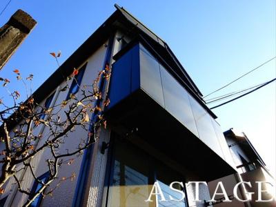 【外観】高井戸東4丁目アパート