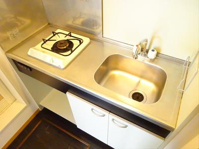 【キッチン】高井戸東4丁目アパート