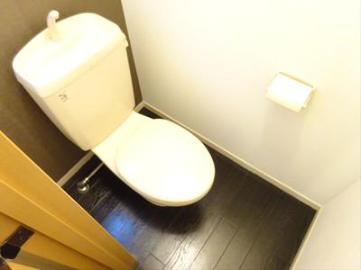【トイレ】高井戸東4丁目アパート