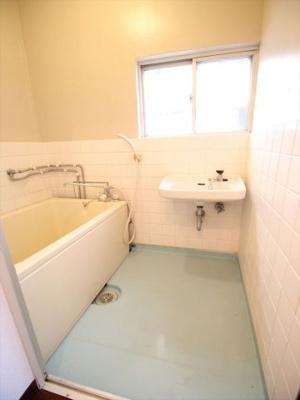 【浴室】妻田荘