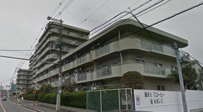 【外観】ハイマート若江2棟