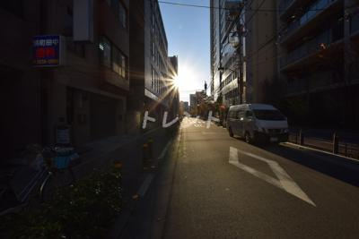 【周辺】ザパークハウス日本橋浜町